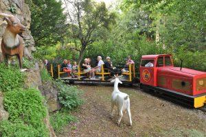 Train de jardin du Chemin de Fer Miniature à Clécy